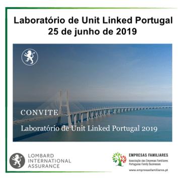 Laboratório de Unit Linked Portugal 2019