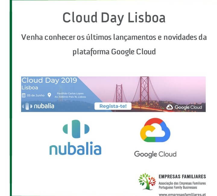 Cloud Day Lisboa