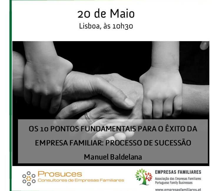 Workshop - Sucessão nas Empresas Familiares
