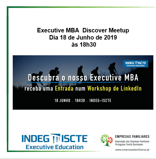 Executive MBA Discover Meetup