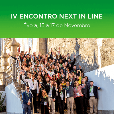 Encontro Next in Line