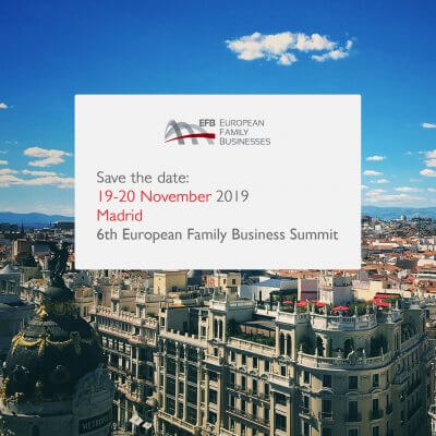 6th European Family Business Summit