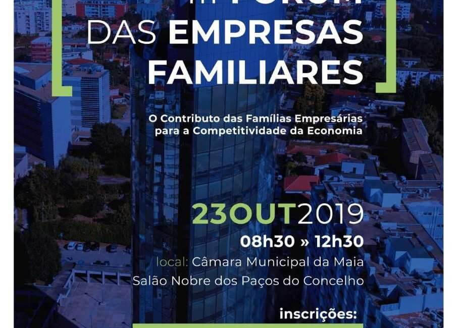 III Fórum das Empresas Familiares
