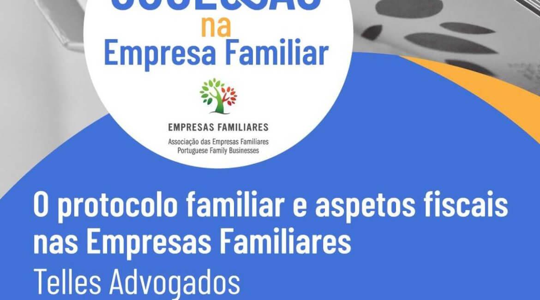 Sucessão na Empresa Familiar - O Protocolo Familiar e Aspectos Fiscais nas Empresas Familiares