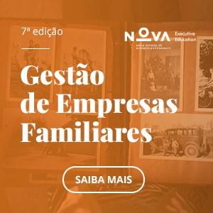 Gestão de Empresas Familiares - Nova SBE