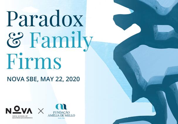 Conferência Empresas Familiares e seus paradoxos | Nova SBE