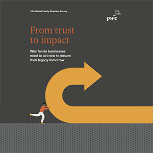 """Webinar PwC """"10th Family Business Survey - From trust to impact"""""""